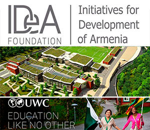 Мебель для фонда IDeA (Initiatives for Development of Armenia)